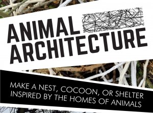 Poster Heading Animal Architecture